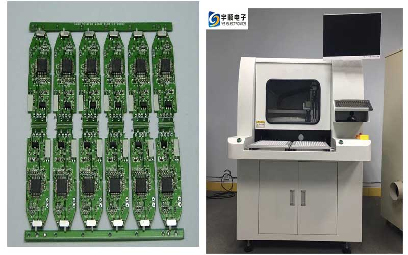 pcb depaneling methods-pcb depaneling methods Manufacturers, Suppliers and Exporters on www.hkyush.com Electronics Production Machinery