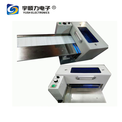 Automatic PCB Singulation Press for Arrayed PCBs